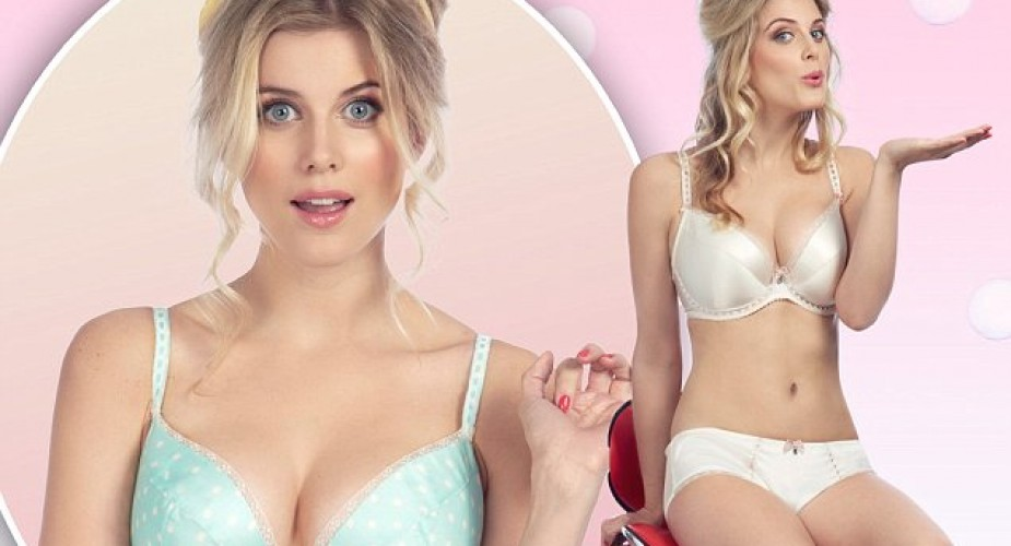 I'm the face of Tutti Rouge SS15 Campaign