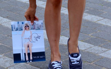 Manchester and meeting Taylor Swift