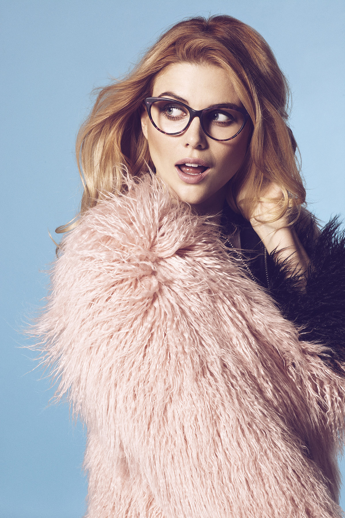 Ashley James William Morris eyewear