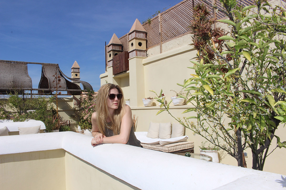 A weekend in Marrakech - Ashley James