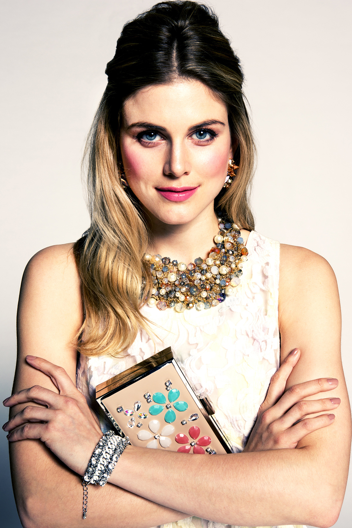 The Spring Summer accessories camaign at McArthurGlen Designer Outlets UK -2nd 20th April, featuring Ashley James (4)