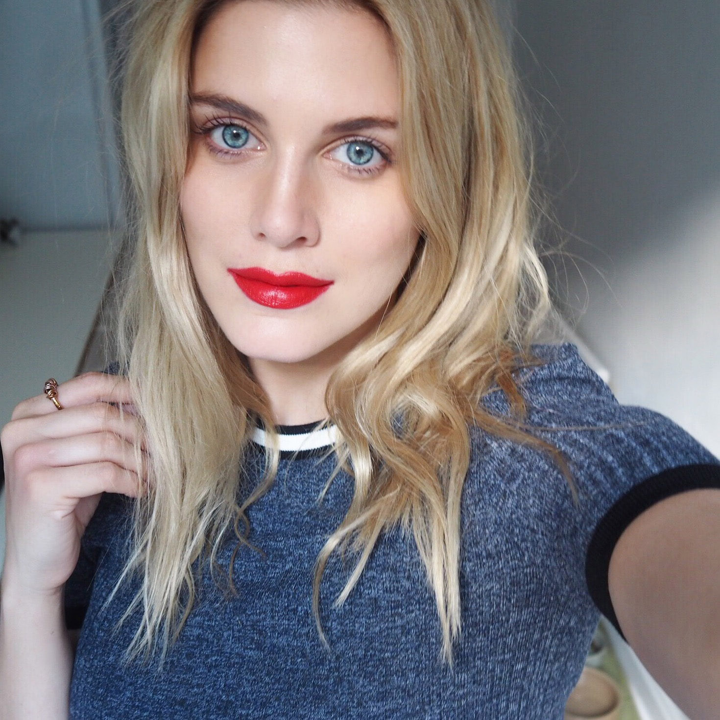 Ashley James lipstick