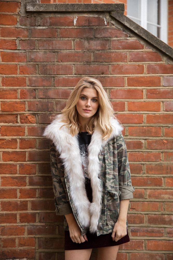 5 ways to wear Winter Dates Ashley James  black shoes