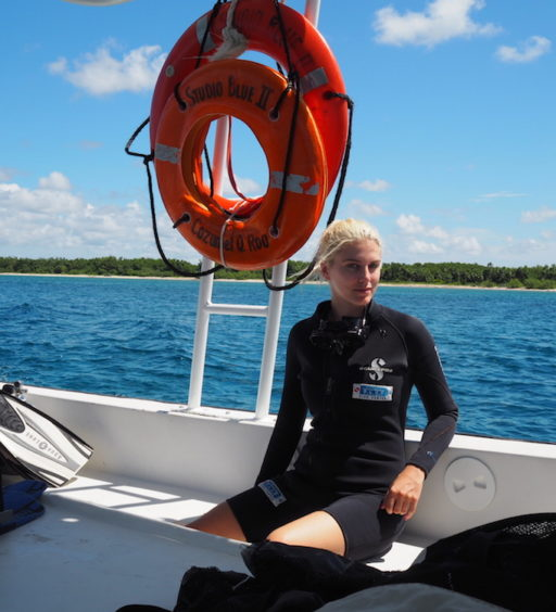 Chapter 12: Diving in Cozumel