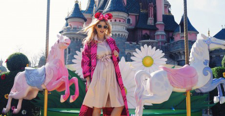 A long weekend at Disneyland Paris