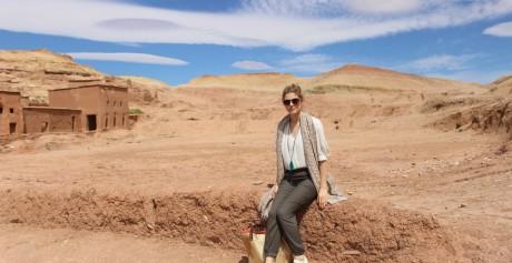 A weekend in Marrakech