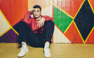 Ady Suleiman's Running Away is this week's Track of the Week