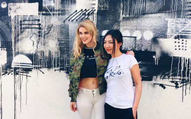 An interview with Fifi Rong