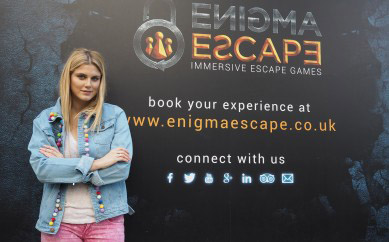 Enigma Escape | An Immersive Escape Game