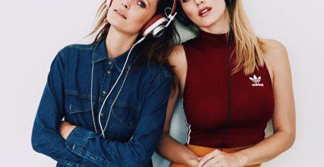 Charlotte De Carle and I launch DJ duo BitterSweet