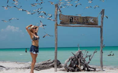 Holbox Island: Two Days in the life of